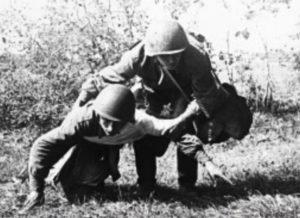 Самопожертвование на войне